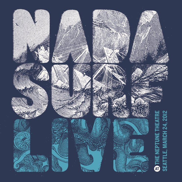 Nada Surf Release 'Live at the Neptune Theatre'