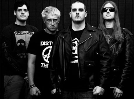 Nails Sign to Nuclear Blast for New LP