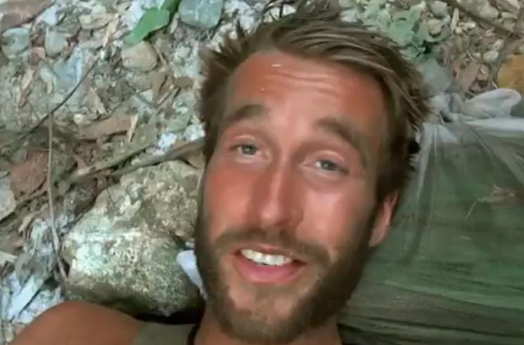 ​Edmonton Man Survives 'Naked and Afraid'