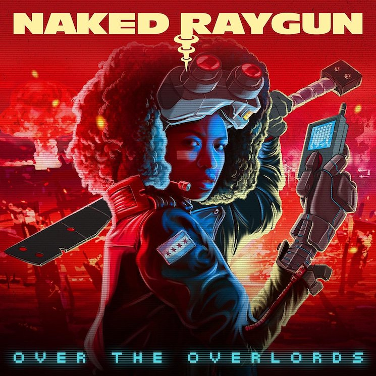 Naked Raygun Announce First New Record in 31 Years 'Over the Overlords'