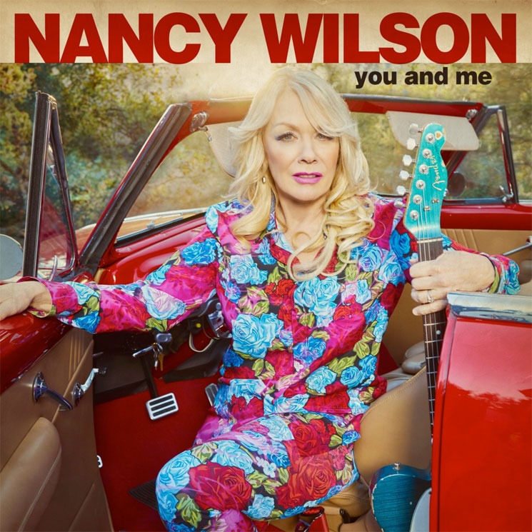 Heart's Nancy Wilson Announces Her First-Ever Solo Album
