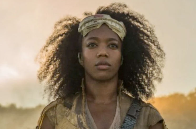 Naomi Ackie to Play Whitney Houston in Upcoming Biopic