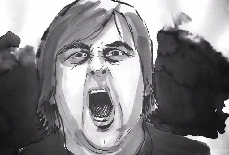 "Napalm Death ""Smash a Single Digit"" (video)"