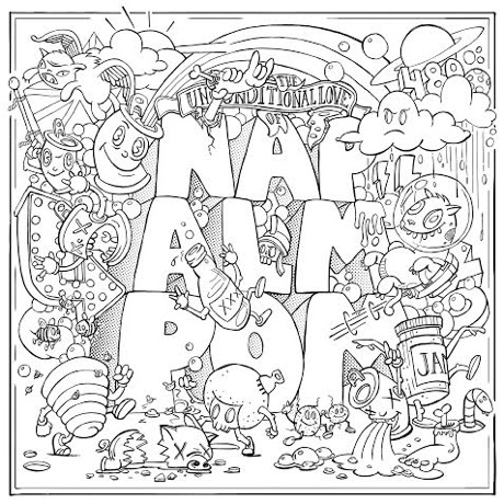 Napalmpom 'The Unconditional Love of Napalmpom' (album stream)
