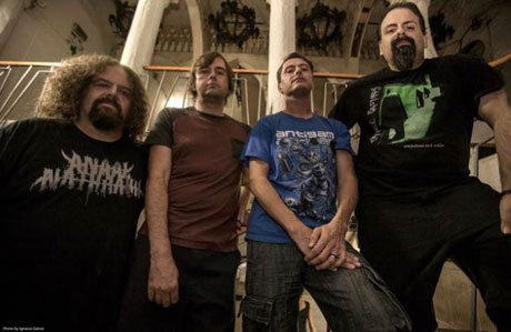 Mitch Harris Takes Indefinite Hiatus from Napalm Death over Family Health Issues