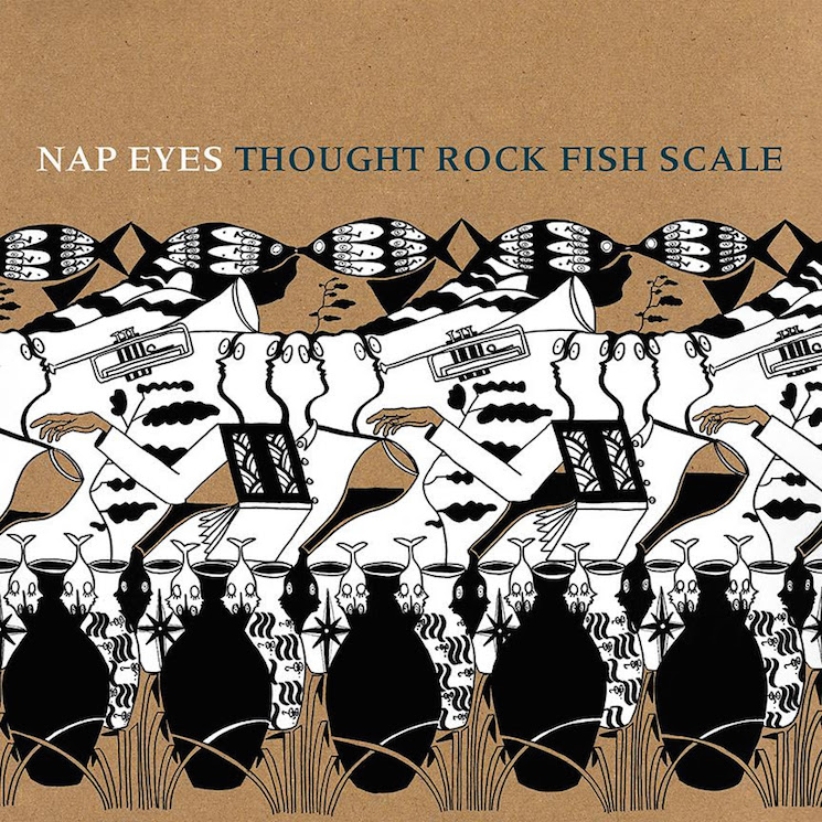 Nap Eyes 'Thought Rock Fish Scale' (album stream)