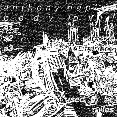 Anthony Naples Announces Debut Album on Four Tet's Text Records