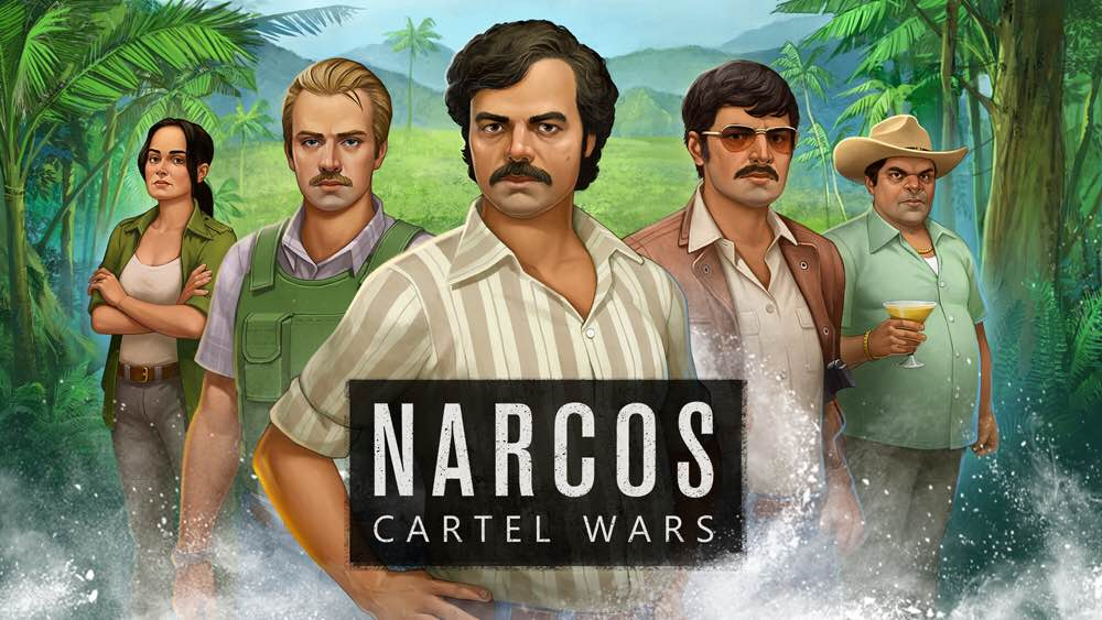 Netflix's 'Narcos' Is Becoming a Mobile Game