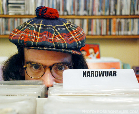 Nardwuar Taps Andrew W.K., the Cribs and Franz Ferdinand for New Comp