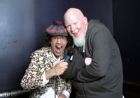 Nardwuar the Human Serviette vs. Brother Ali
