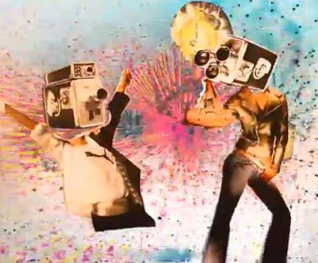 "The Evaporators ""Bunk"" (video)"