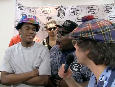 Nardwuar the Human Serviette vs. Pro Era