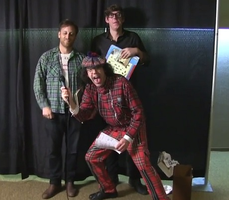 Nardwuar the Human Serviette vs. the Black Keys