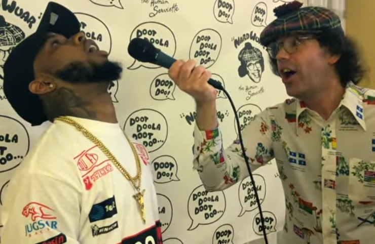 Nardwuar the Human Serviette vs. Tory Lanez and Kehlani