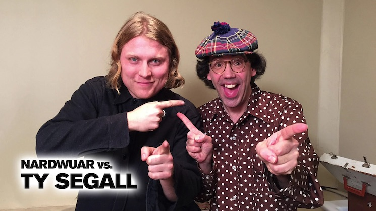 Nardwuar the Human Serviette vs. Ty Segall