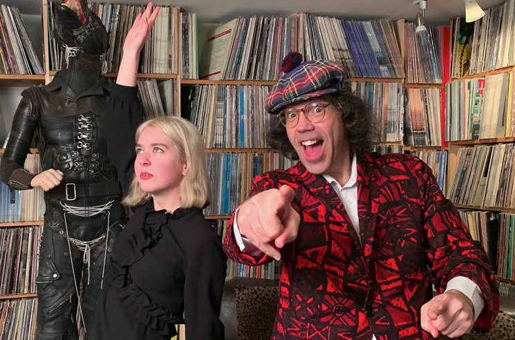 Watch Nardwuar Interview Snail Mail