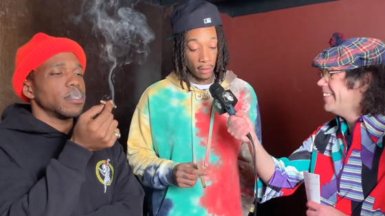 Watch Nardwuar Interview Curren$y and Wiz Khalifa