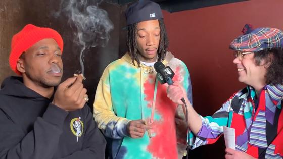 Watch Nardwuar Interview Curren$y and Wiz Khalifa