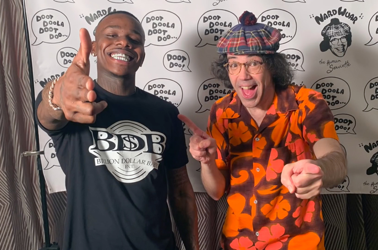 Watch Nardwuar Interview DaBaby