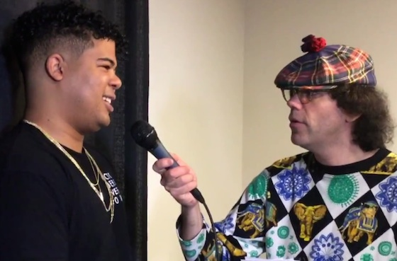 Nardwuar the Human Serviette vs. ILOVEMAKONNEN