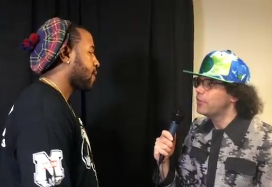 Nardwuar the Human Serviette vs. Mike WiLL Made-It