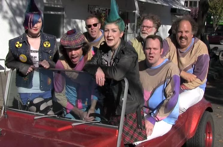 "The Evaporators ""Mohawks & Dreadlocks"" (video)"
