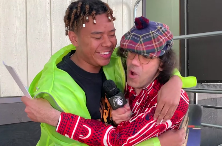 Watch Nardwuar Interview YBN Cordae