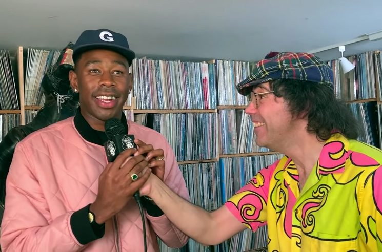 Watch Nardwuar Interview Tyler, the Creator