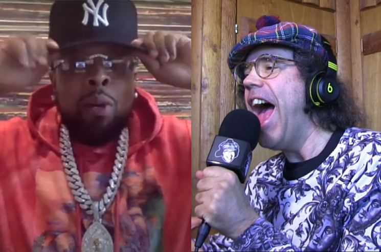 Nardwuar Interviews Westside Gunn for NAACP Fundraiser