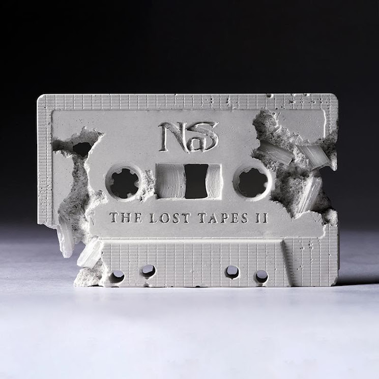 Nas Details 'The Lost Tapes 2'