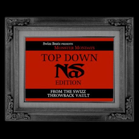 """Nas """"Top Down"""" (prod. by Swizz Beatz)"""