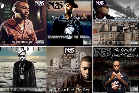 Nas 'The Lost Albums: Complete Series'