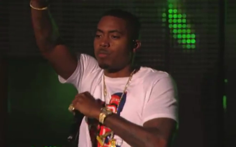 "Nas ""The Don"" / ""Nasty"" (live on 'Kimmel')"