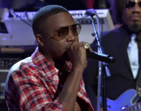 Nas 'You Wouldn't Understand' (live on 'Arsenio')