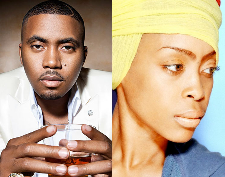 Nas to Produce Erykah Badu-starring Film 'The Land'