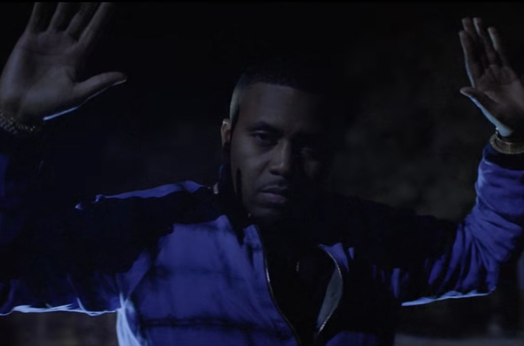 "Nas Shares Video for ""Cops Shot the Kid"""