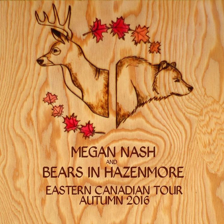 ​Megan Nash and Bears in Hazenmore Team Up for Tour, Share New Track
