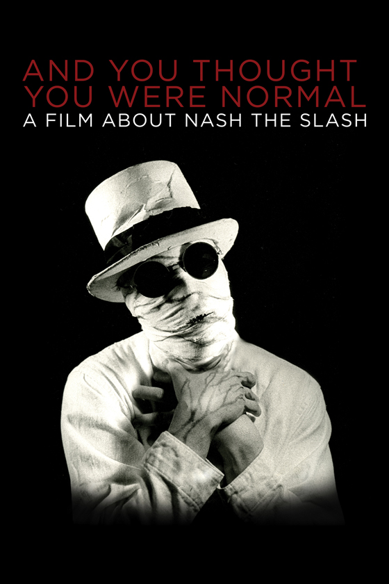 Watch a New Trailer for Nash the Slash Doc 'And You Thought You Were Normal'