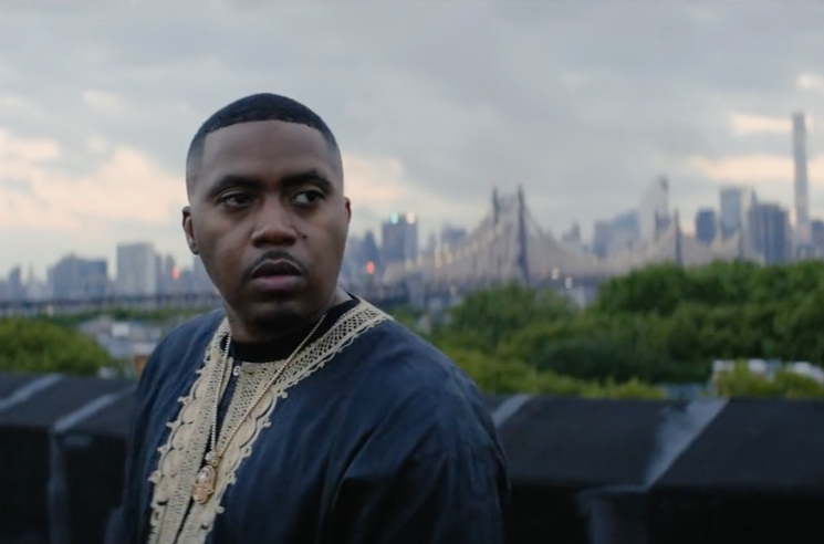 Nas Teases New Project with Hit-Boy