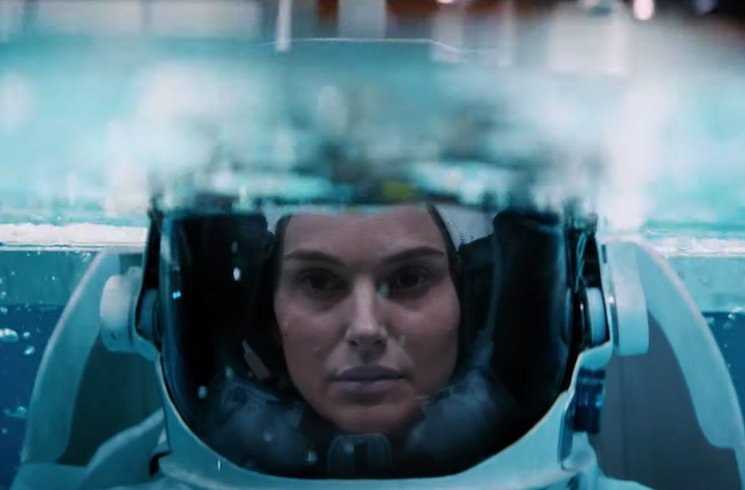Natalie Portman Gets Space Madness in the First Trailer for 'Lucy in the Sky'