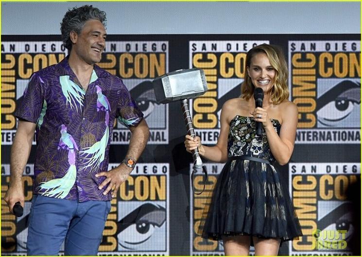 Natalie Portman Cast as the New Thor