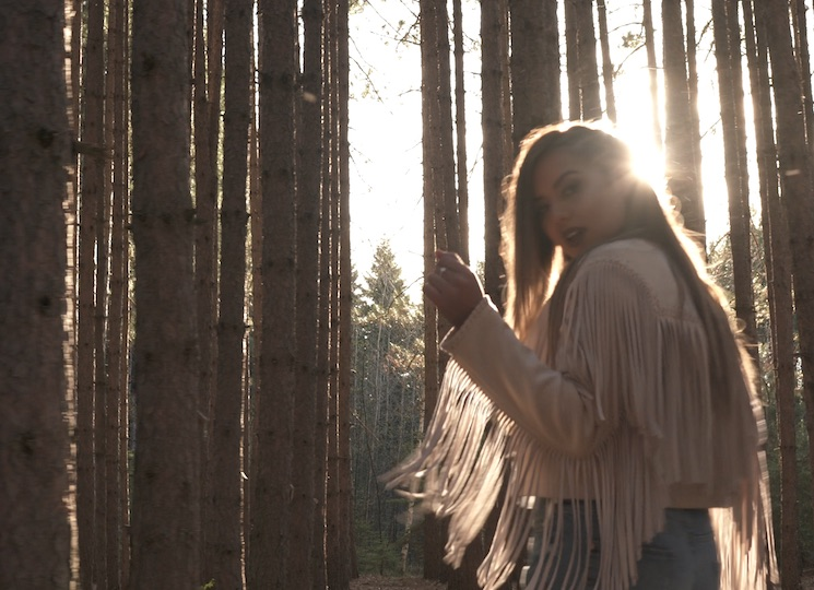 Natasha Fisher 'Lie to Me' (ft. Nimkii) (video)