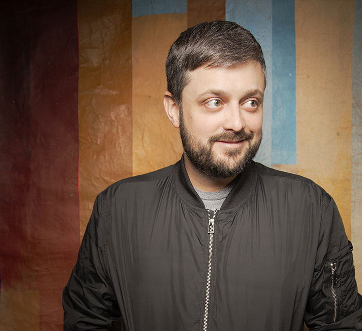 JFL42 Review: Nate Bargatze Is in Command of His Comedic Voice Queen Elizabeth Theatre, Toronto ON, September 26