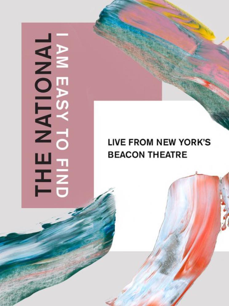 ​The National to Release Concert Film and Live EP