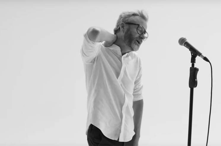 "​Watch the National Perform ""Devil Town"" in Tribute to Daniel Johnston"