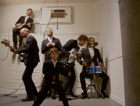 "The National ""Sea of Love"" (video)"