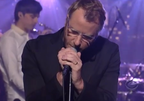 "The National ""Don't Swallow the Cap"" (live on 'Letterman')"