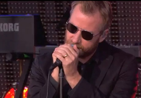 """The National """"This Is the Last Time"""" / """"Graceless"""" (live on 'Kimmel')"""