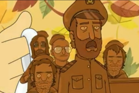 "The National ""Sailors in Your Mouth"" ('Bob's Burgers' video)"