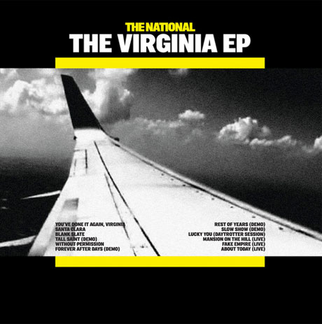 The National's 'Virginia EP' Gets Vinyl Release